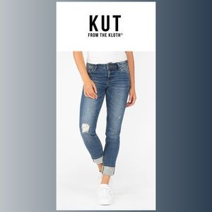 Kut from the Cloth Slim Boyfriend Sz. 6